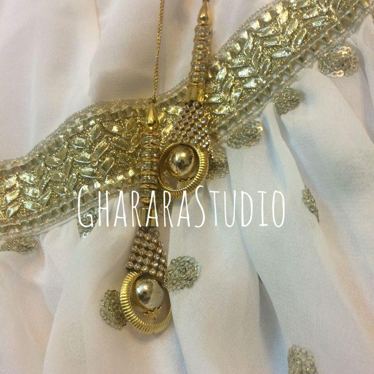 Coming up beautiful White & Golden Gharara #gharara #ghararastudio #ghararastudiobyshazia #party #partydress #muslimbride #muslimwedding #nikah #marriage #wedding #weddingdress #weddinggharara #white #golden #fashion #fashionable #fashionblog #fashiongirl #fashionblogger #fashiondiaries #fashiondesigner #fashionaddict #instafashion #fashiongram #fashionshow #glamour #style #allthingsindian