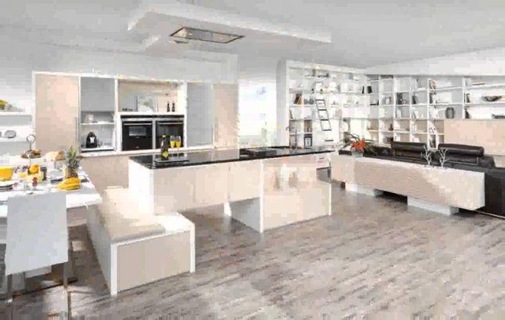 offene küche modern gestalten weiß Küche Möbel - Küchen - küche landhaus weiß