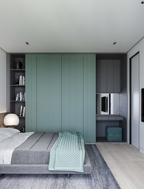 50 Recommended Small Bedroom Ideas To Get A Spacious Look To Inspiring You 13
