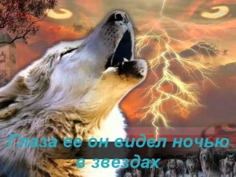 . Одинокий волк -Очень грустная  и печальная музыка