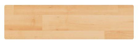 Honey Maple 3 strip, wood grain