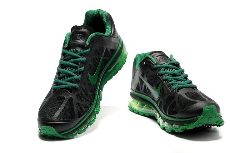 Mens-Air-Max-2011-Cheap-Green-Black · Running Shoes SaleMens RunningNike ...