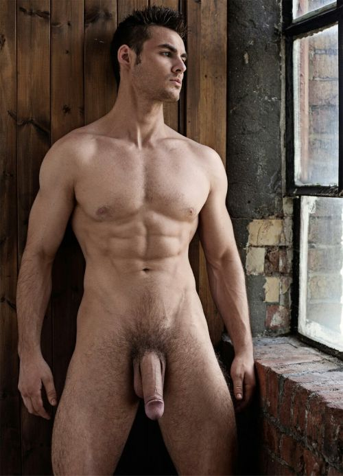 Opinion Nude male model full body