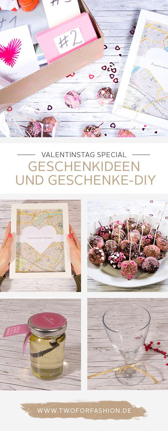 Valentinstags Geschenke
