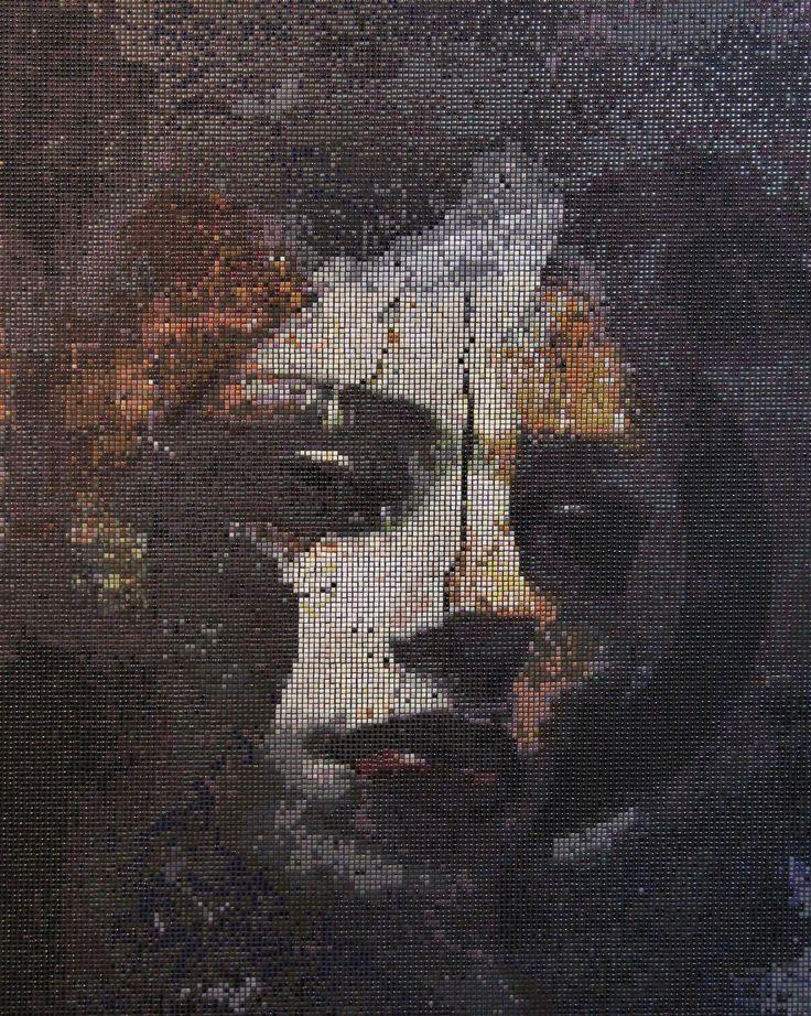 Wystawa mozaiki artystycznej w wykonaniu Bartłomieja Chojana  - wyjątkowa ekspozycja w Vivid Gallery. Piękna dekoracja wnętrza. http://domar.pl/mozaika-artystycznie-poukladane/ #SztukaWDomu