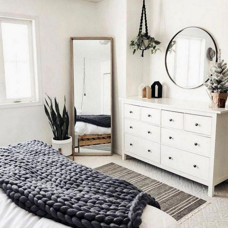 ↗️ 53 Komfortable ideer til indretning til soveværelse til inspiration til inspiration til soveværelset