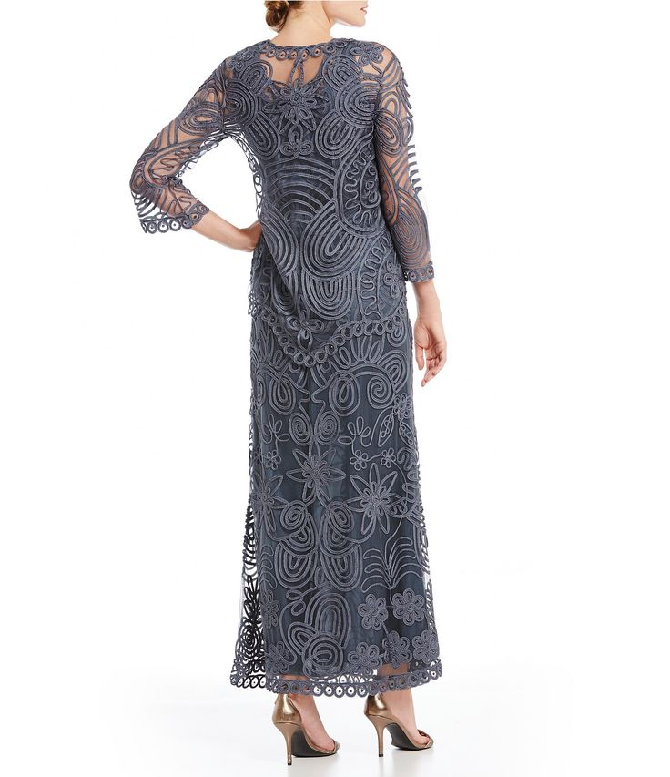 Shop for Soulmates Soutache Three Piece Paisley Lace Jacket Dress at Dillards.com. Visit Dillards.com to find clothing, accessories, shoes, cosmetics & more. The Style of Your Life.