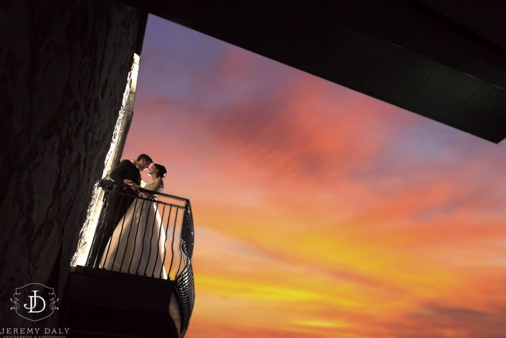 Cambridge Mill Balcony sunset photography | Jeremy Daly Photography |
