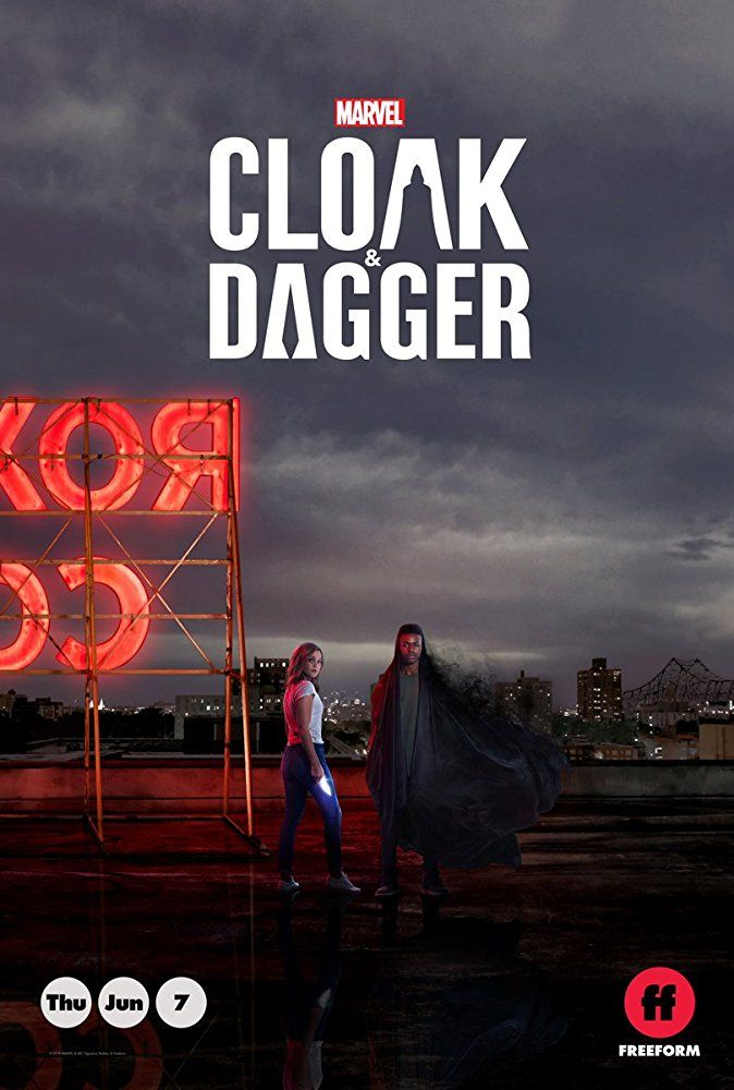 Assistir Marvel S Cloak Dagger Online Manto E Adaga Mantos
