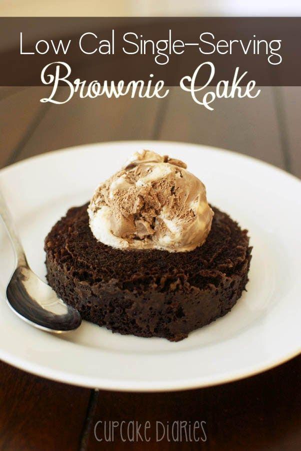 Healthy Snacks: Low Calorie Brownies! #lowcal #diet #healthy