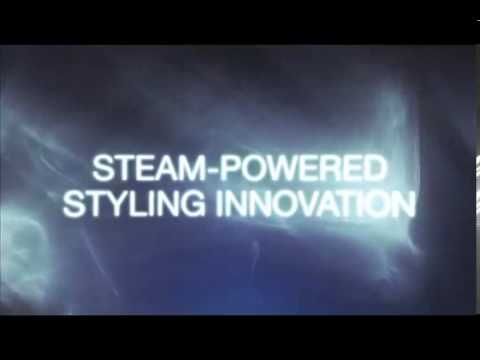 Steampod Steam powered styling by L'Oreal Professionnel