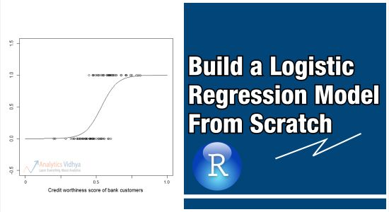 Building a Logistic Regression model from scratch