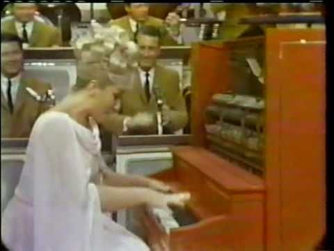 "The Lawrence Welk Show: Jo Ann Castle's ""High Hopes""--more stimulating than ""Lousian Coffee & Chicory""!"
