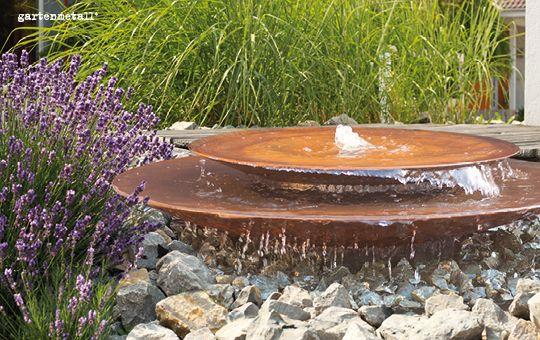Gartenmetall® - Gartenobjekte aus Metall (Cortenstahl, Edelstahl, Stahl feuerverzinkt)