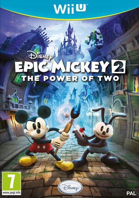 Disney Epic Mickey 2: The Power of Two WiiU  - Nuovo Sigillato