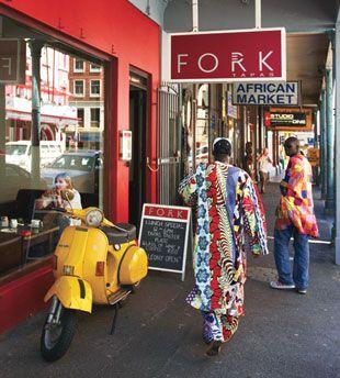 FORK Restaurant, Langstraat, Kaapstad