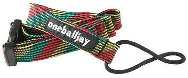 One Ball Jay Rasta Leash ~ Snowboard Leash by One Ball Jay. $9.98. Required by pretty much every resort out there- The OBJ Rasta leash will keep you from being denied at the lift and let you show some style to boot!. Save 33%!