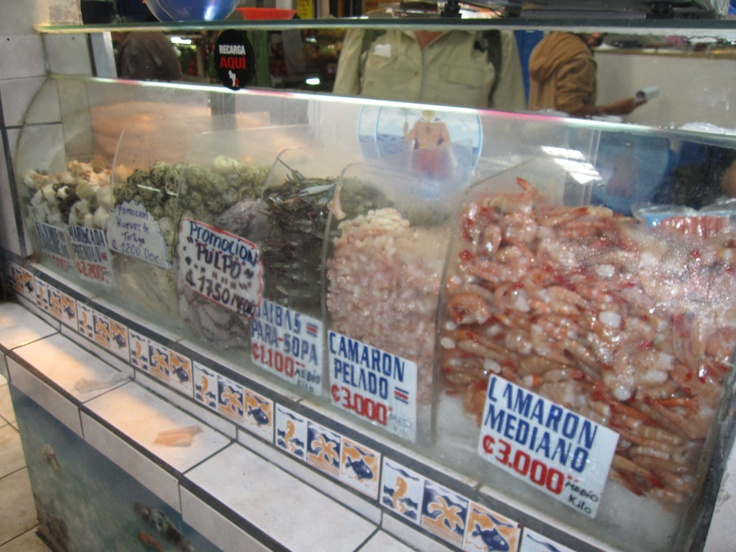 seafood market jose