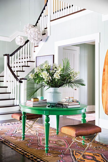 Green Foyer Table : Green foyer table entryways pinterest tables