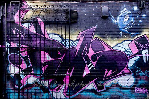 291:365:2013 - Gated Graffiti