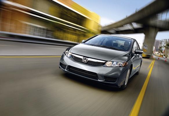 Honda Civic Hybrid 2011