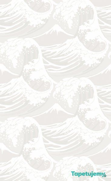 Tapeta Cole & Son - Frontier - Great Wave - 89/2006