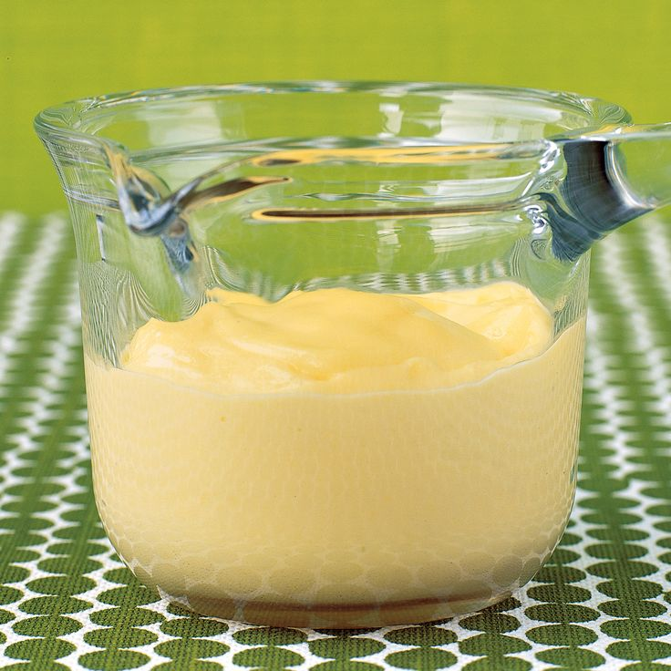 Bearnaise sauce must be kept at a constant temperature. Make it no more than 20 minutes before serving; keep warm near stove.