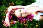 Bougainvillea petal and a pre wedding makeover, every girl is worth it. www.mcavoyweddings.co.uk