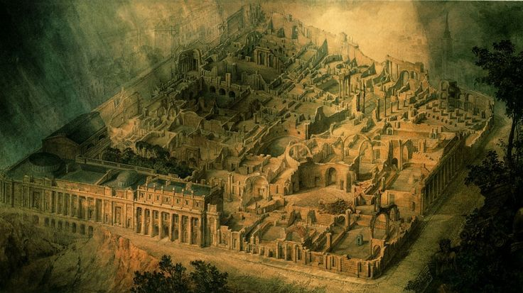 John Soane_Bank of England