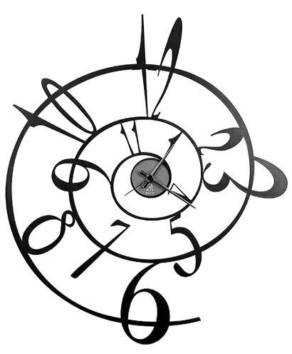 Fibonacci Sequence Wall Clock
