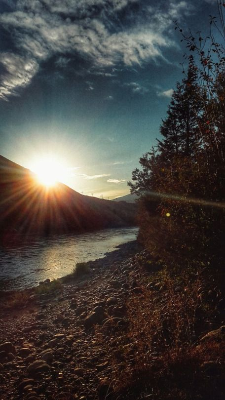 CANADA 2015 - Juniper Beach Provincial Park, British Columbia // Loving.Hamburg. | By Svenja Harder