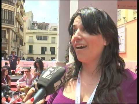 Interview with Elia Urquiza Festival Málaga 2015