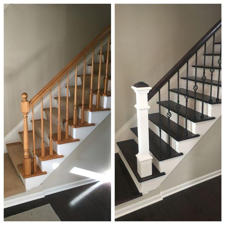Best 25+ Wrought iron stairs ideas on Pinterest | Iron ...