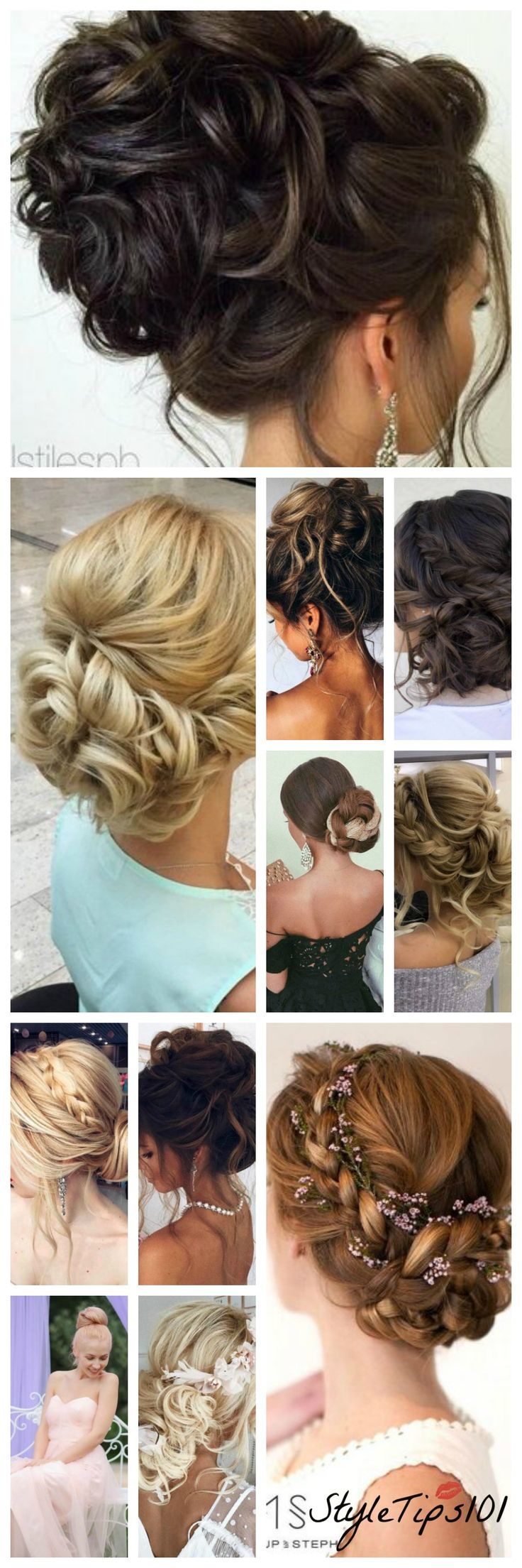 2017 06 homecoming hairstyles long hair - Gorgeous Prom Hairstyles You Can Copy