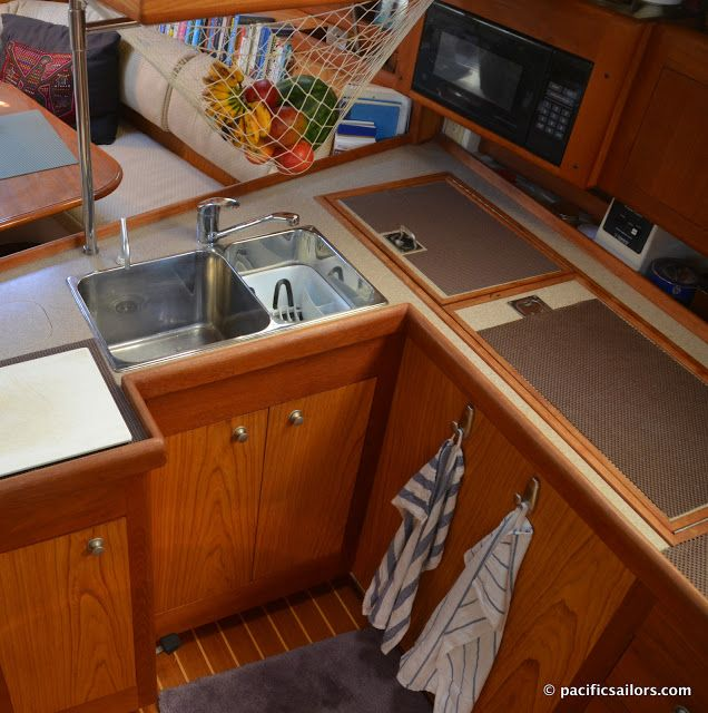 1000+ Images About Sailboat Interiors On Pinterest