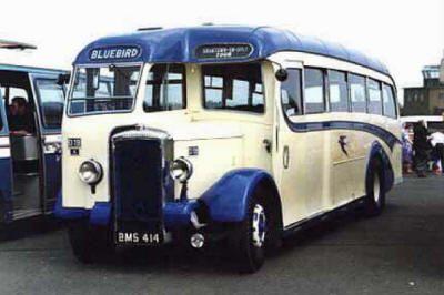 Daimler - Bluebird