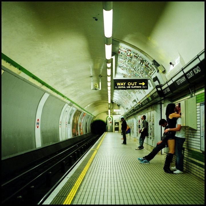 Breathtaking Photos Celebrate 150 Years of the London Tube - My Modern Metropolis #travelcompanion