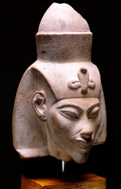 Bust of Akhenaten. | Egypt New Kingdom & Art Amarna ...