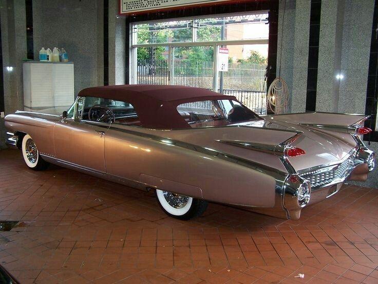 1959 Cadillac Eldorado Biarritz # classiccars1959cadillac