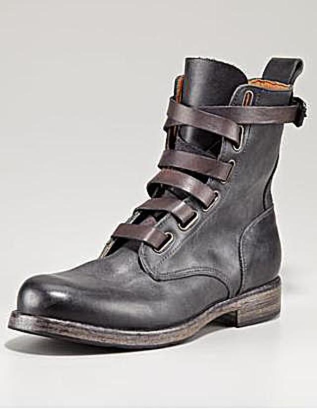 Moncler botas para hombres