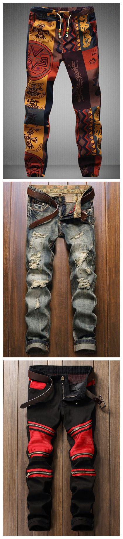 Men pants, denim jeans,jogger pants,Cargo pants,Casual pants