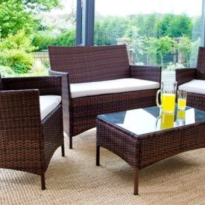 wicker table and chairs cheap patio furniture sets outdoor patio furniture sets outsunny - Garden Furniture Cheap