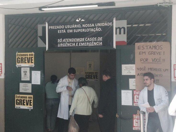 Cerca de 4.000 consultas e procedimentos agendados no Hospital São Paulo são cancelados por greve de residentes