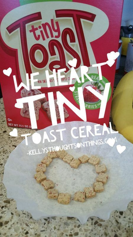 This Cereal Family Loves General Mills #TinyToastCereal #Kroger http://kellysthoughtsonthings.com/tinytoastcereal/ @tinytoastcereal #ad
