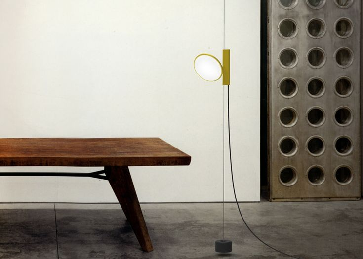 Beautiful OK lamp by Konstantin Grcic for Flos