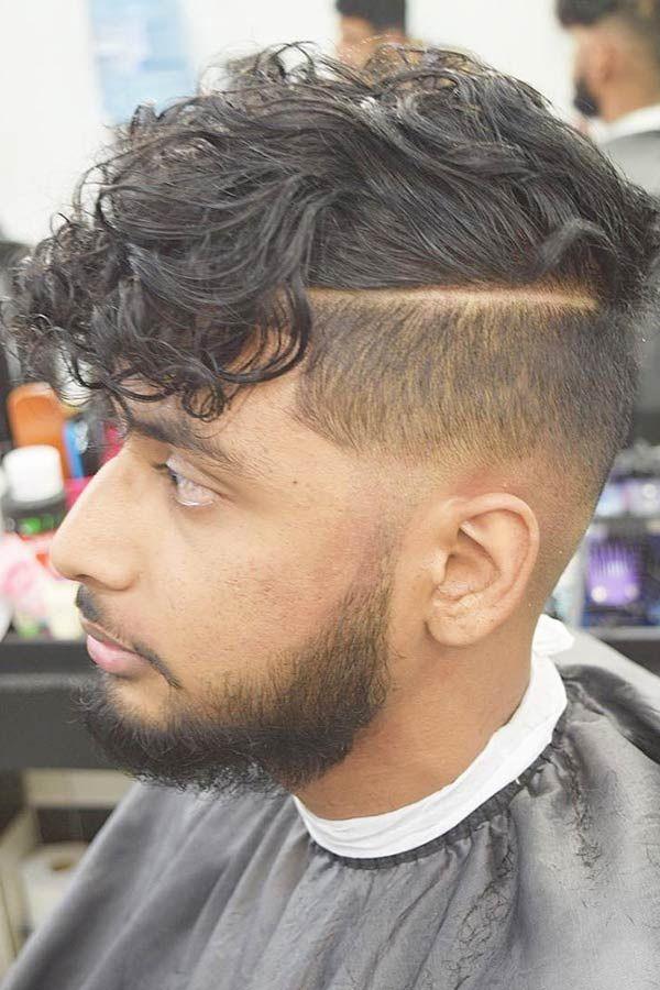 Fresh And Trendy Curly Undercut Ideas For Men Menshaircuts Com Curly Undercut Mens Hairstyles Undercut Curly Hair Men