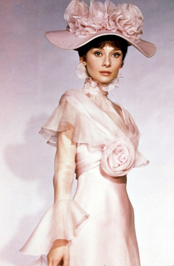 Audrey as Eliza Doolittle - audrey-hepburn Photo