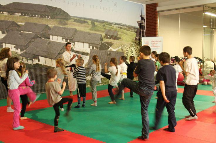Karate Tradycyjne - piętro II, GALA.