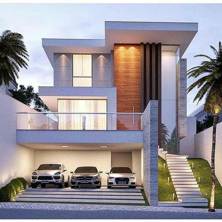 تصميم منازل مودرن Bungalow House Design 3 Storey House Design Duplex House Design