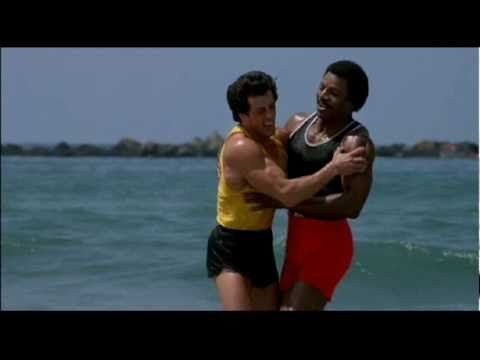Rocky 3 - Training Scene (High Quality) - YouTube